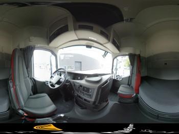 FH 540 6x4 TIPPER / TRACTOR UNIT / 232 dkm! / RETARDER