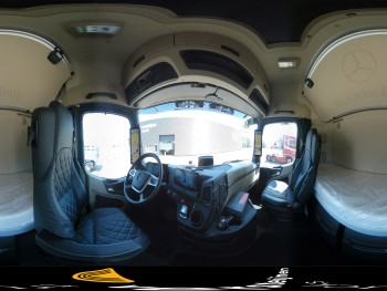 Actros 1845LS BIGSPACE / CLIMATE PACKAGE