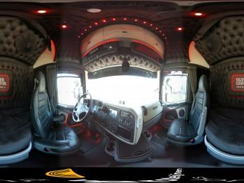 R580 SILVER GRIFFIN / FULL AIR / RETARDER / SPECIAL INTERIOR