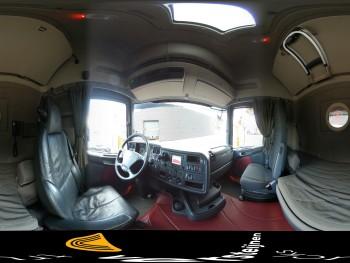 R580 V8 6x2 BOOGIE / HYDRAULIC / FULL AIR / RETARDER